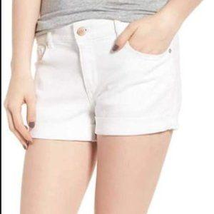 DL1961 Womens Renee Cutoff Denim Shorts - Size 24